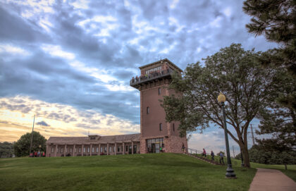 Falls Park VIC Tower
