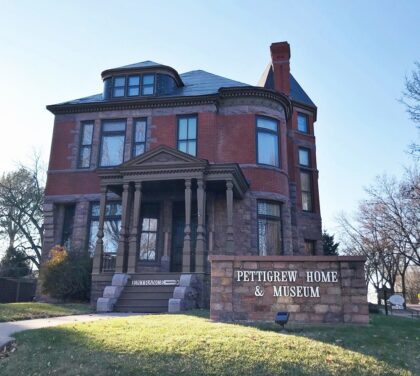 Pettigrew Home & Museum