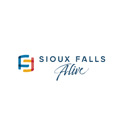 Sioux Falls Alive2020 Horizontal City logo